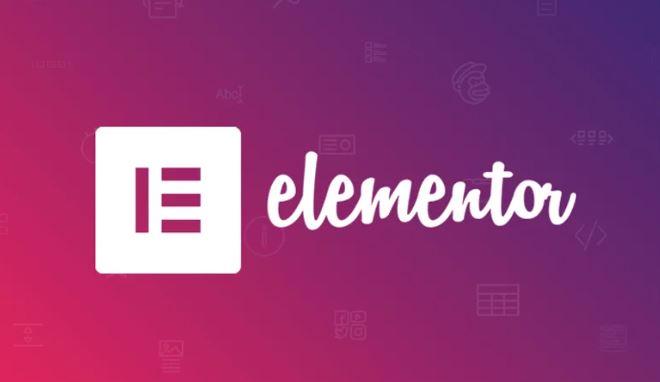 elementor web builder